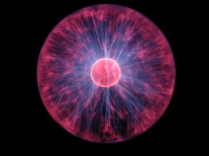 globe plasma